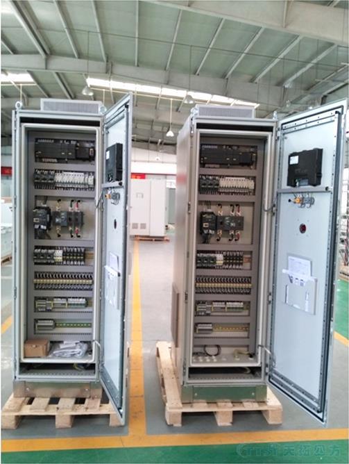 天拓四方成套电控柜食品净化项目成功交付,为食品安全保驾护航