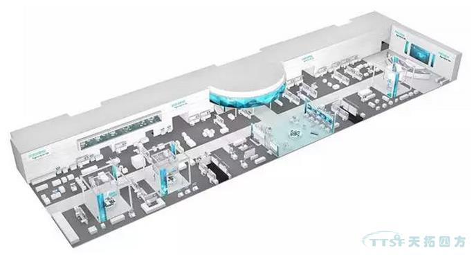 """汉诺威工业博览会来袭   西门子""""数字化企业""""塑造更高效灵活的工业"""