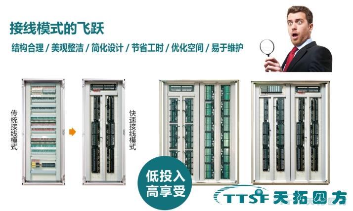 TTSF快速布线端子板隆重上市