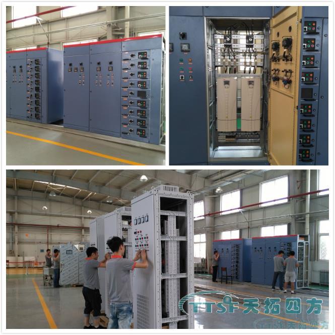 低压开关柜在水行业的技术应用