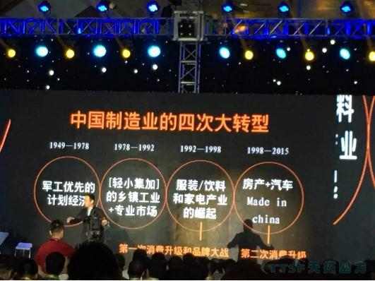 【专家分析】中国制造业的十个方向和三大转型—中国制造或迎来黄金五年!