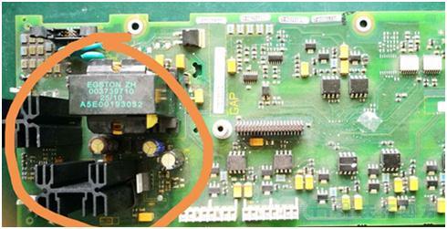 uc3844的7脚和主直流电源之间的启动电阻