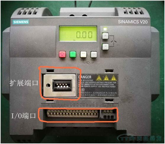 【天拓刘师傅话维修】西门子v20变频器的内部结构