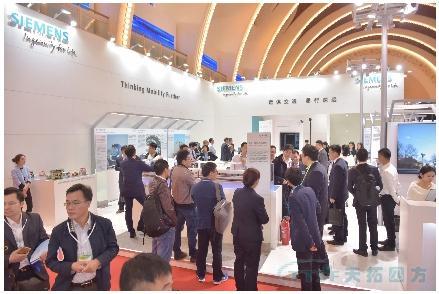 西门子为中国轨道交通发展提供创新科技