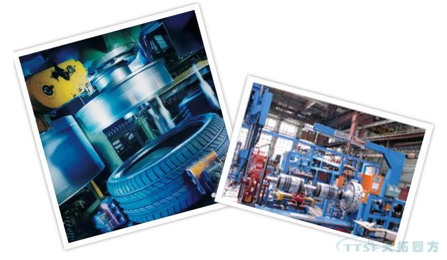 天拓方案:SIMOTION在全钢子午胎成型机中的应用方案