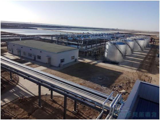 天拓案例:AS 410 DCS控制系统在盐化工行业中的应用