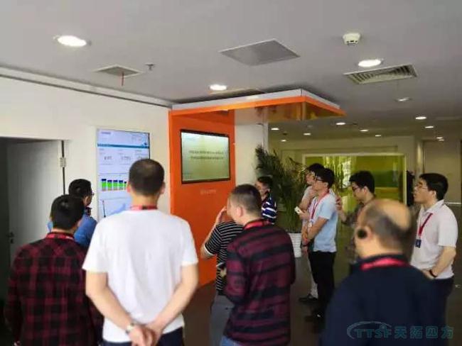 更新播报:天拓四方聚焦数字化工厂