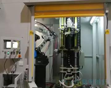 SINAMICS V90 实现对自动焊接机的完美操控