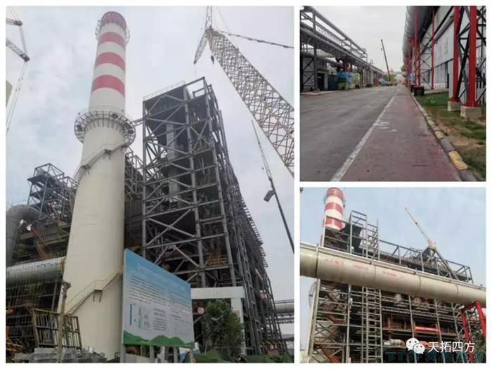 天拓四方DEPC助力钢铁企业打造绿色环保工厂