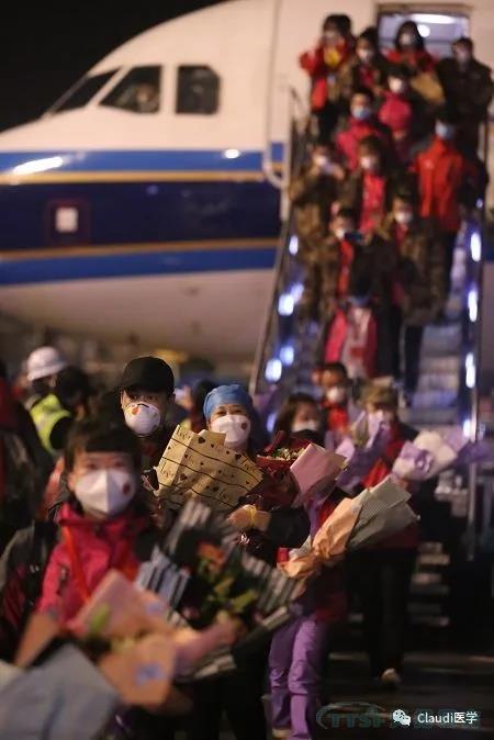3675位逆行者回家:各地最高礼遇迎接援鄂医护回家,感谢英雄,后会有期