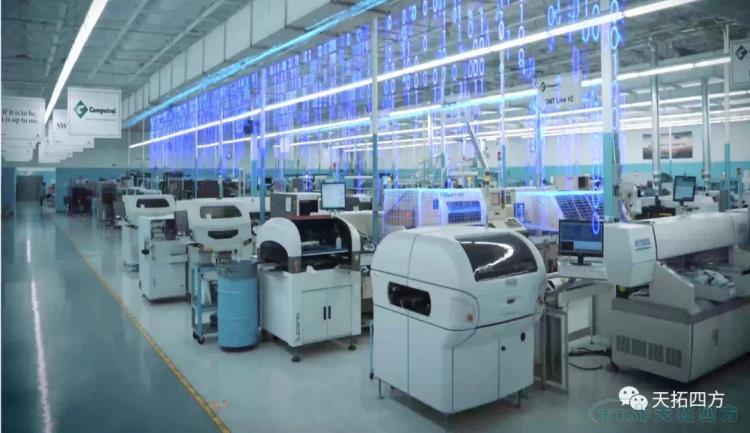从生产管理的角度看工厂数据采集平台建设