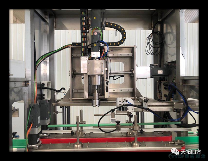 如何将旋盖机的旋盖效率提高一倍?